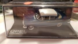 Schaalmodel Opel Kapitän PI Limousine  1958- 1959  1/43