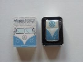 Aansteker Volkswagen Campervan Blauw