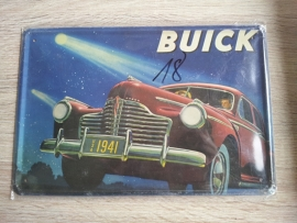 Metaalplaat Buick