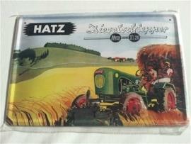 Metaalplaat Hatz H340