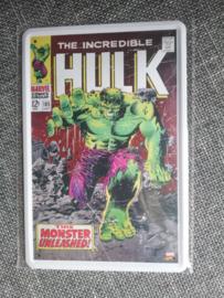 Metaalplaat Hulk
