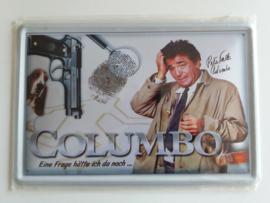 Metaalplaat Columbo