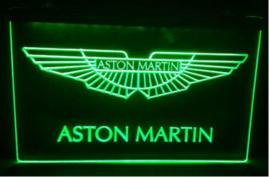 3D ledverlichting Aston Martin