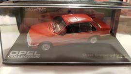 Schaalmodel Opel Commodore C  1978 - 1982  1/43
