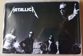 Metaalplaat Metallica