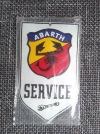 Logo/merk plaatje Abarth