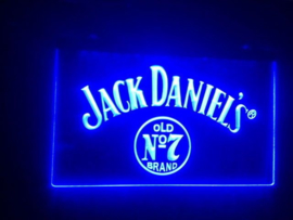 3D ledverlichting Jack Daniël's