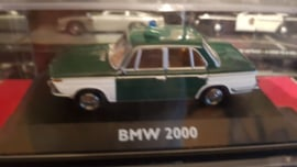 Schaalmodel BMW 2000 Limited Edition