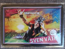 Metaalplaat Sven Väth