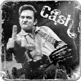Onderleggers Johnny Cash