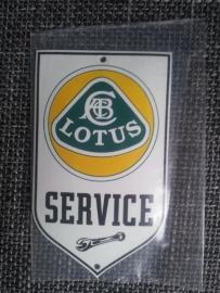 Logo/merk plaatje Lotus