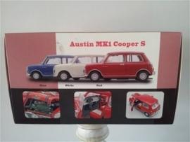 Schaalmodel Austin MK1 Cooper S  1/18