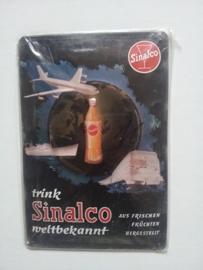 Metaalplaat Sinalco
