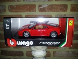 Schaalmodel Ferrari F430 1/24