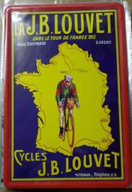Metaalplaat Tour de France