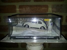 Schaalmodel Volkswagen Beetle James Bond