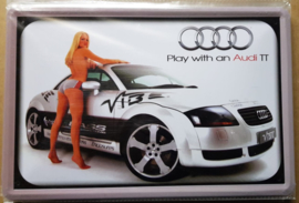 Metaalplaat Audi TT