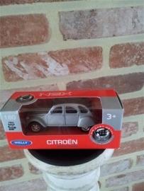 Schaalmodel Citroën 1/60 grijs