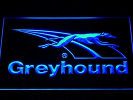 3D ledverlichting Greyhound