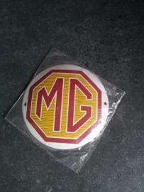 Logo/merk plaatje MG