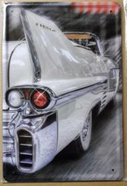 Metaalplaat Cadillac