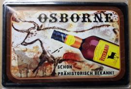 Metaalplaat Osborne