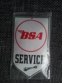 Logo/merk plaatje BSA
