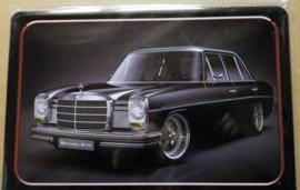 Metaalplaat Mercedes W115