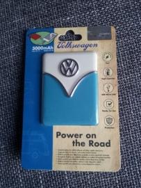 Batterij Volkswagen blauw