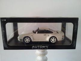 Schaalmodel Porsche 959 1/18