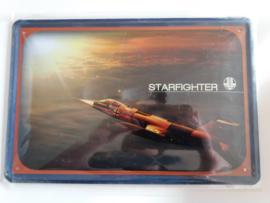 Metaalplaat Starfighter