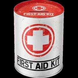 Spaarpot First Aid Kit