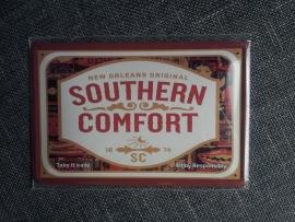 Metaalplaat Southern Comfort