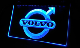 3D ledverlichting Volvo