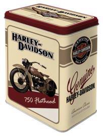 Voorraaddoos Harley Davidson 750 Flathead