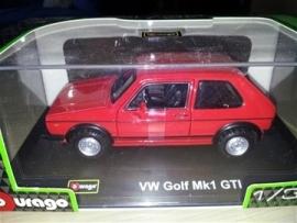 Schaalmodel VW Golf MK1 GTI  1/32