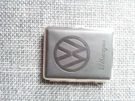 Sigarettendoos Volkswagen zwart