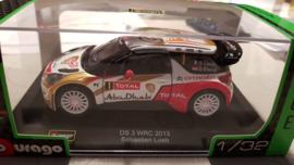 Schaalmodel Citroën DS 3 WRC 2013