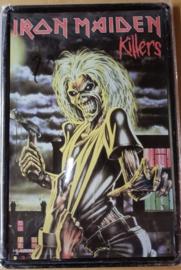 Metaalplaat Iron Maiden