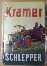 Metaalplaat Kramer