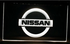 3D ledverlichting Nissan
