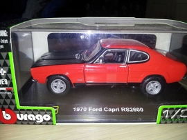 Schaalmodel 1970 Ford Capri RS2600 1/32