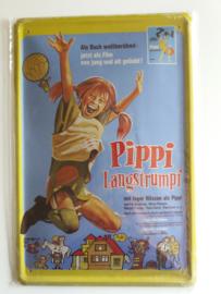 Metaalplaat Pippi Langkous