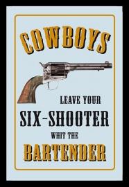 Spiegel Allerlei Cowboys
