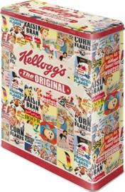"""Voorraaddoos """"Kellogg's"""""""