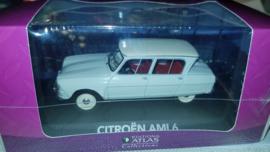 Schaalmodel Citroën AMI 6