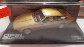 Schaalmodel Opel Bitter CD  1/43