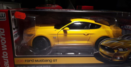 Schaalmodel  2016 Ford Mustang GT  1/18