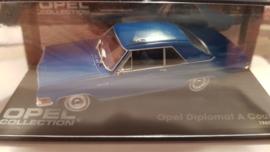 Schaalmodel Opel Diplomat A Coupé  1/43