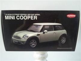 Schaalmodel Mini Cooper  1/18